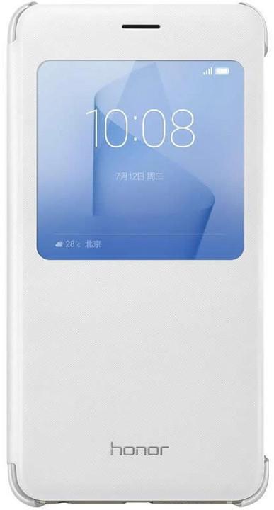 Honor 8 Smart Cover Case White