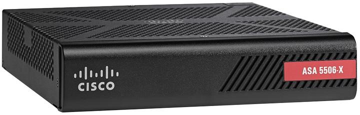 Cisco ASA 5506-X with FirePOWER Services, bezpečnostní zařízení