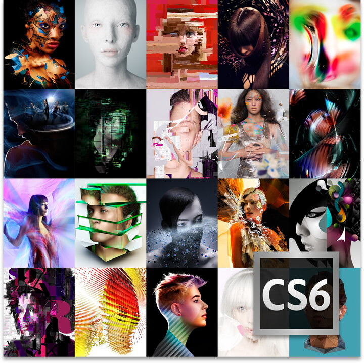 Download di applicazioni Adobe Creative Suite 6