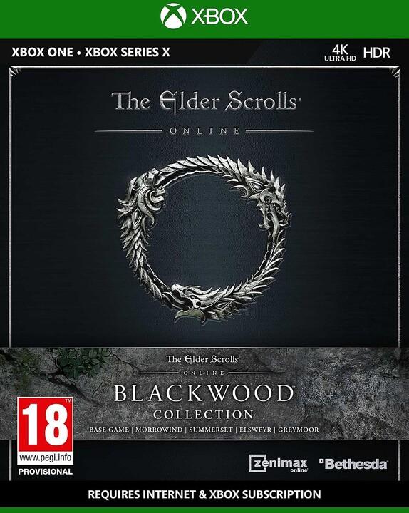 The Elder Scrolls Online Collection: Blackwood (Xbox)