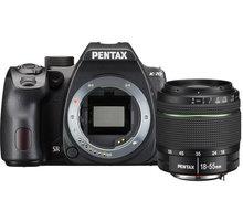 Pentax K-70, černá + DAL 18-50mm WR - 16294