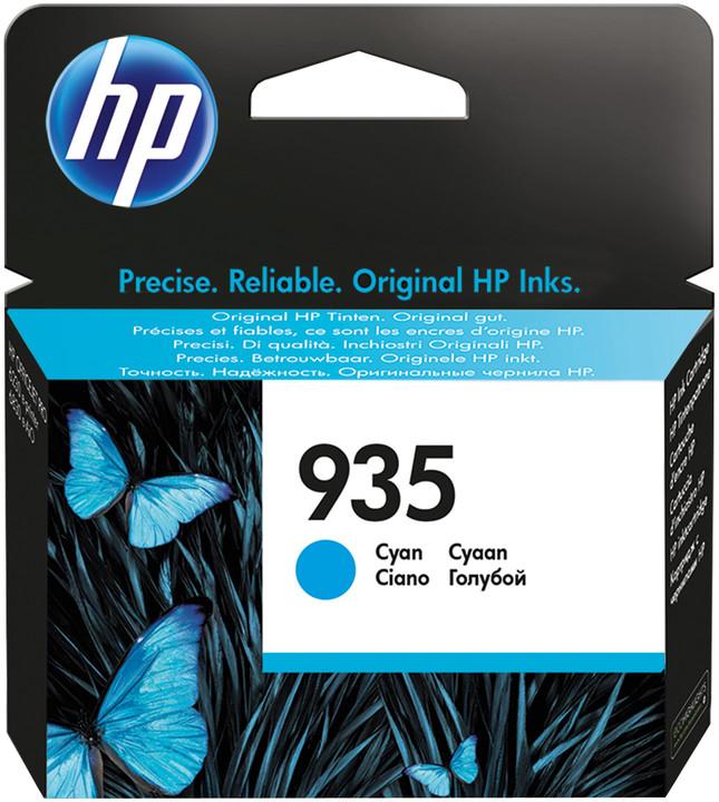 HP C2P20AE náplň č.935, cyan