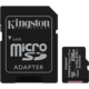 Kingston Micro SDXC Canvas Select Plus 100R 256GB 100MB/s UHS-I + adaptér