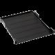 Triton police A1 s perforací RAB-UP-650-A1, 650mm, nostnost 40Kg, černá