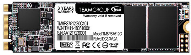 Team TEAMGROUP MS30, M.2 - 512GB