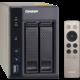 QNAP TS-253A-4G  + Netgear GS108 - 8x Gigabit Switch zdarma ke QNAP