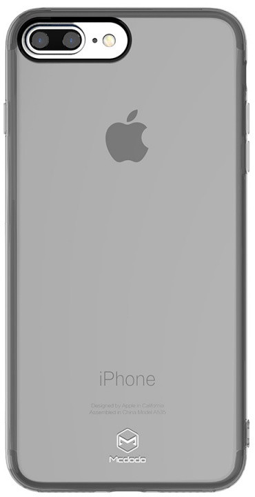 Mcdodo iPhone 7 Plus/8 Plus PC + TPU Case, Grey