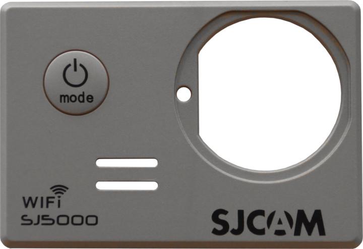 SJCAM ochranný kryt pro SJ5000 Wifi, stříbrný
