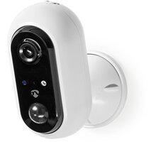 Nedis Wi-Fi Smart venkovní kamera, Full HD 1080p, IP65 - WIFICBO20WT