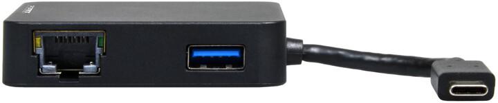 Port Connect konvertor USB-C do VGA, HDMI, RJ-45, USB-A 3.0