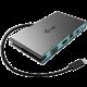 i-tec USB-C Travel Dock 4K HDMI or VGA, 20cm USB-C Cable