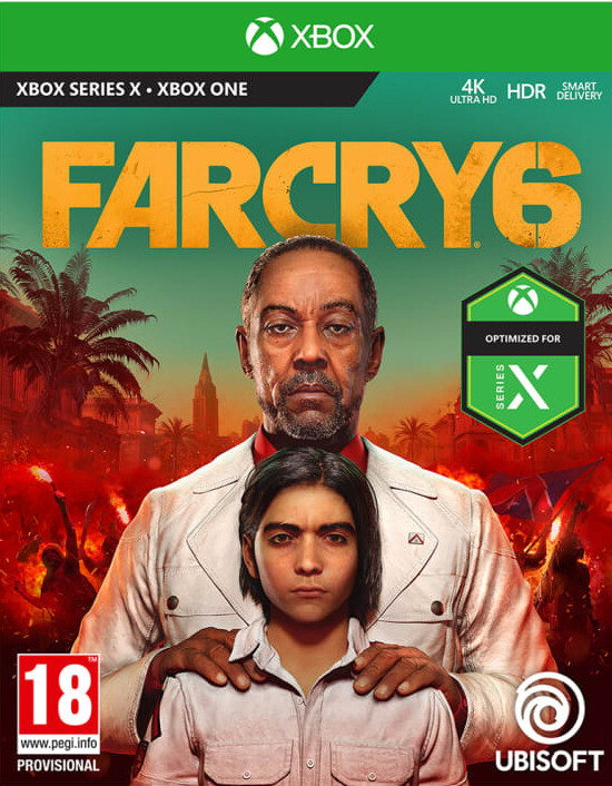 Far Cry 6 (Xbox ONE)