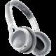 CellularLine sportovní bezdrátová sluchátka CHALLENGE s odnímatelnými a pratelnými náušníky, šedá
