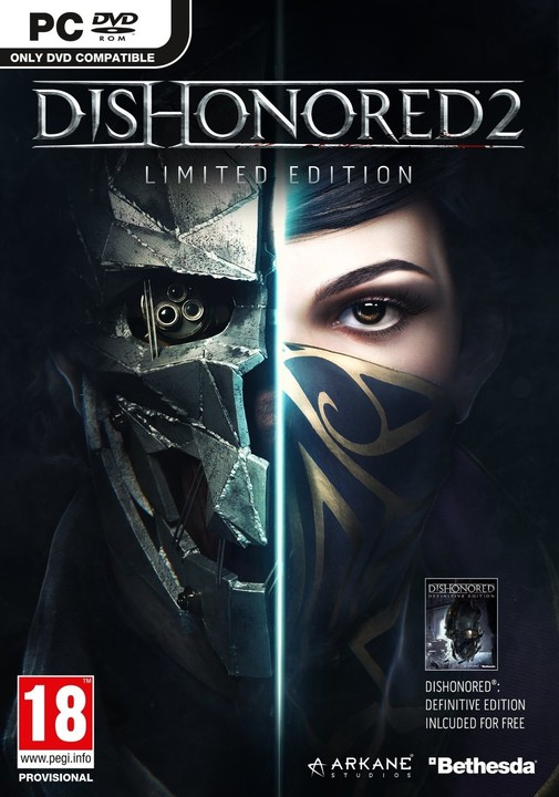 Dishonored 2 - Limited Edition (PC)