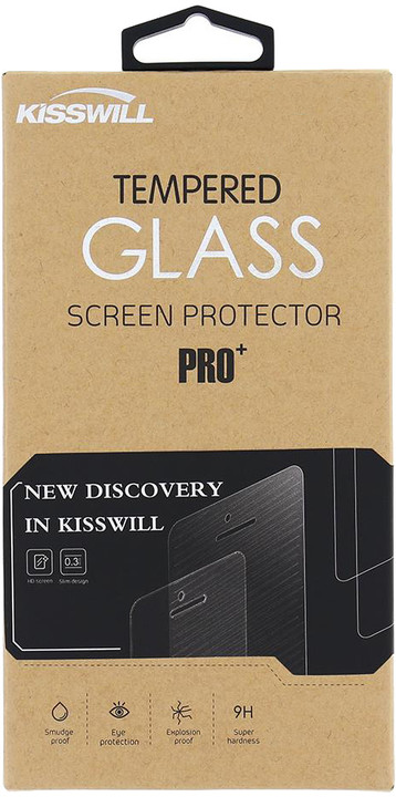 Kisswill Tvrzené sklo 0.3 mm pro LG K10