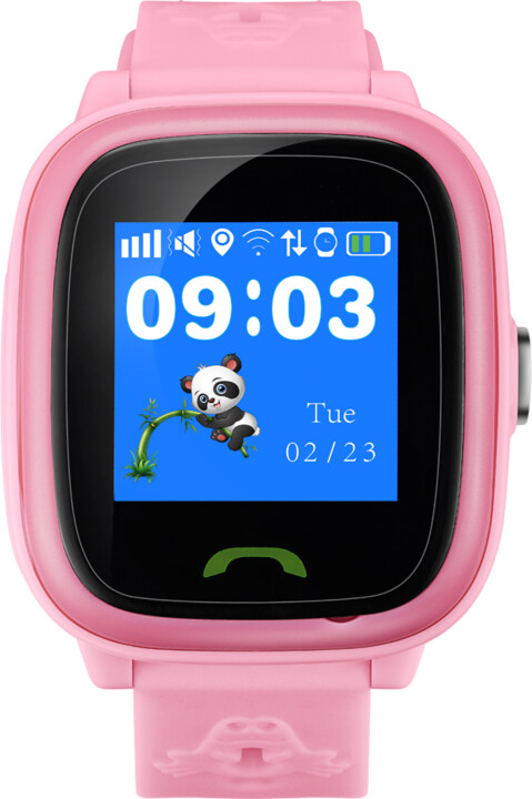 """CANYON """"Polly"""" Kids Watch, Pink"""