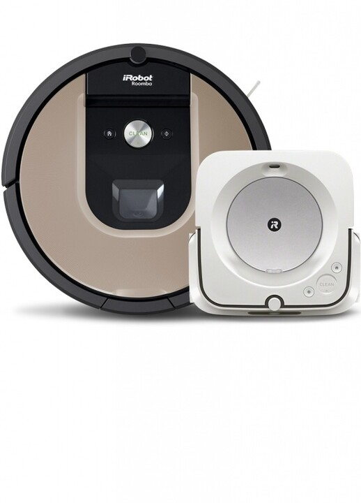 iRobot Roomba 976 + Braava jet m6