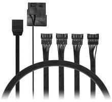Evolveo A1, 12V, kabel pro připojení RGB ventilátorů a pásků - Rozbalené zboží