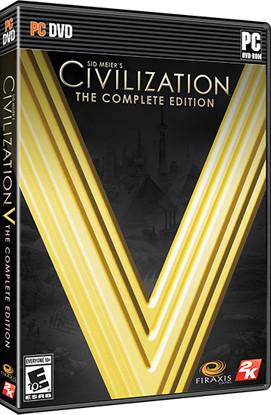 Civilization V: The Complete Edition - PC