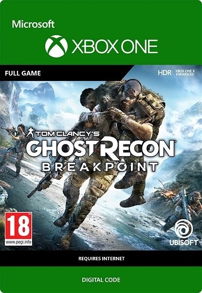 Tom Clancy's Ghost Recon: Breakpoint (Xbox ONE) - elektronicky