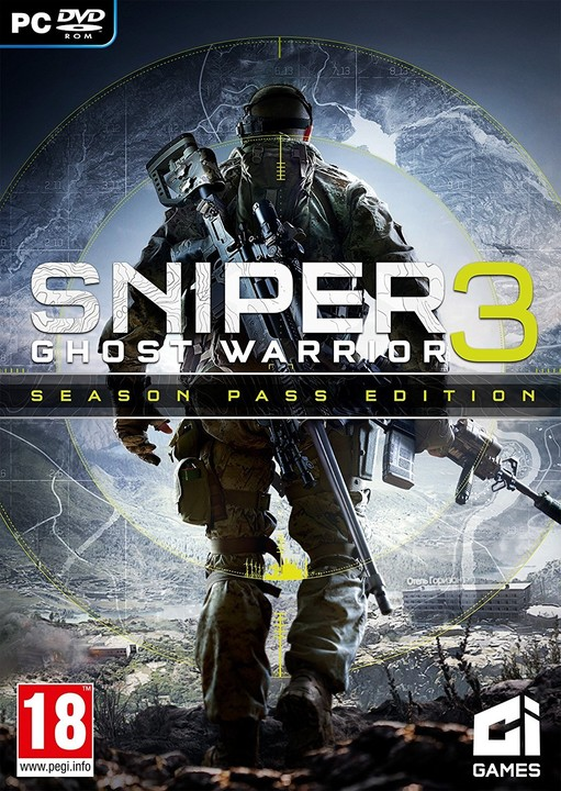 Sniper: Ghost Warrior 3 - Stealth Edition (PC)