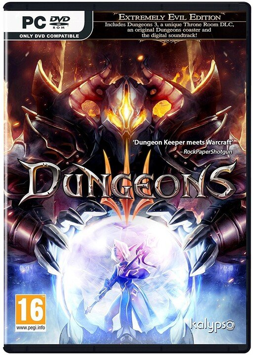 Dungeons 3 Extremely Evil Edition (PC)