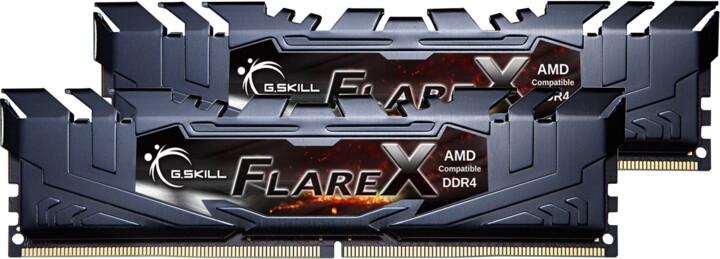 G.SKill FlareX AMD 16GB (2x8GB) DDR4 3200