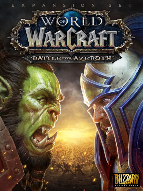 World of Warcraft: Battle for Azeroth (PC) - elektronicky