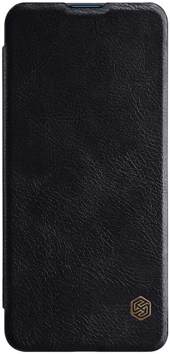 Nillkin Qin Book pouzdro pro Xiaomi Mi 10/10 Pro, černá