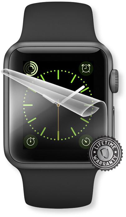 ScreenShield fólie na displej pro Apple Watch Series 1, ciferník 38 mm