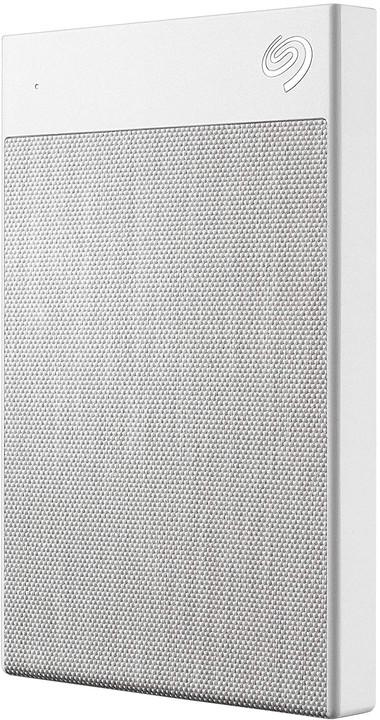 Seagate Backup Plus Ultra Touch - 1TB, bílá