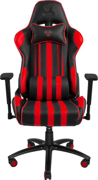 YENKEE YGC 100RD SABOTAGE, černá/červená