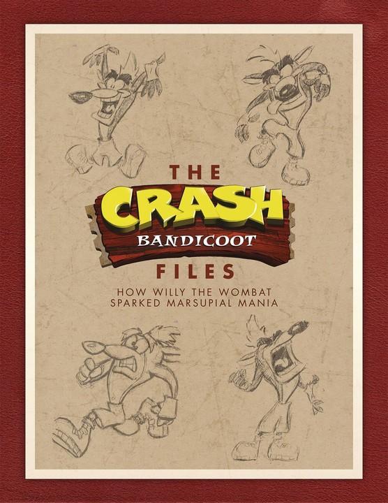 Kniha The Crash Bandicoot Files (EN)