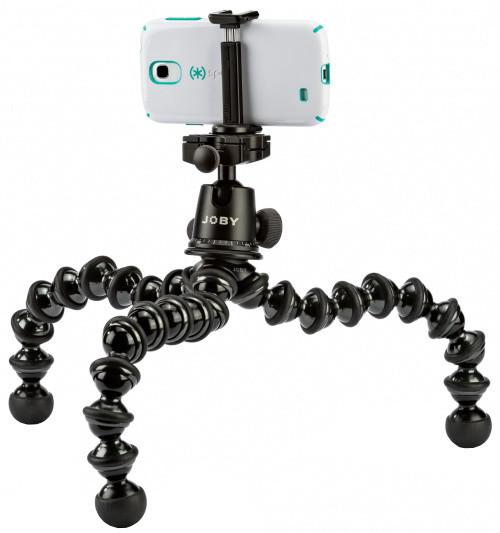 JOBY ohebný ministativ GripTight GorillaPod Stand XL, černá/šedá
