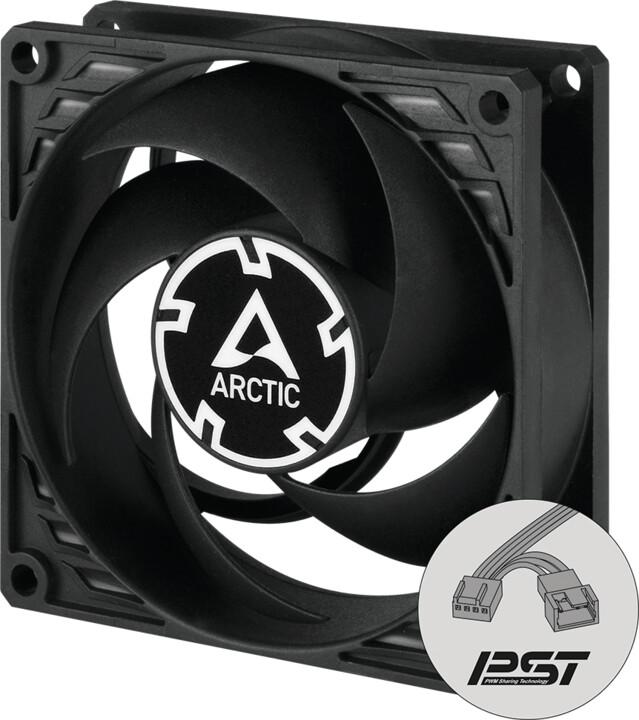 Arctic P8 PWM PST CO, 80mm