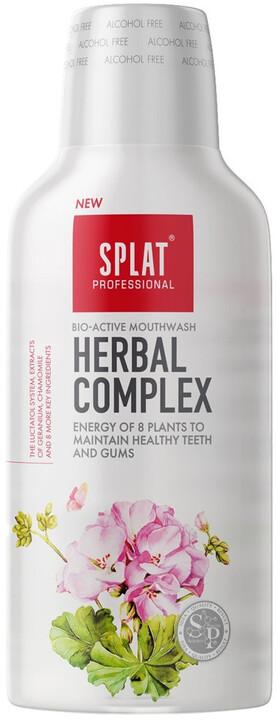 Ústní voda - Splat Herbal Complex, 275ml