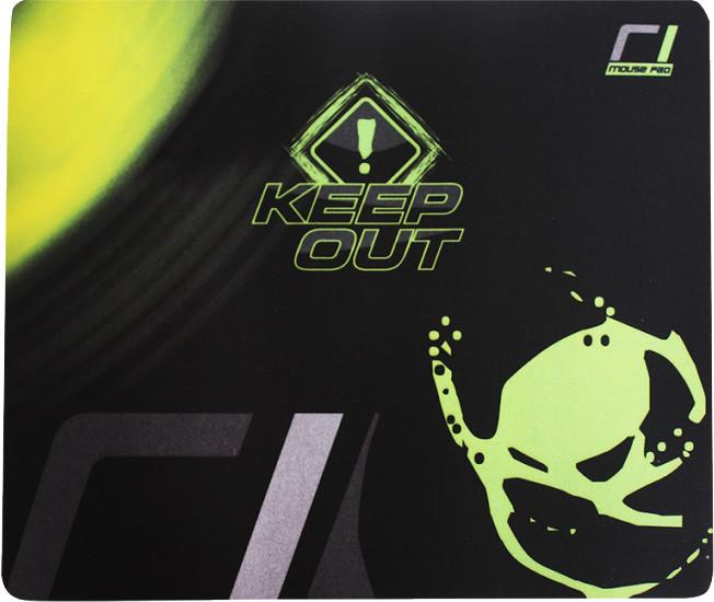 Keep Out R1 podložka pod myš, látková