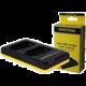 Patona nabíječka pro foto Dual Quick Nikon EN-EL23 USB