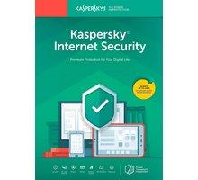 Kaspersky Internet Security Android  CZ pro 1 zařízení na 12 měsíců, obnovení licence