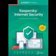 Kaspersky Internet Security Android 2019 CZ pro 1 zařízení na 12 měsíců, obnovení licence