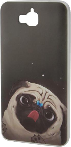 EPICO Pružný plastový kryt pro Huawei Y6 Pro Dual Sim PUG