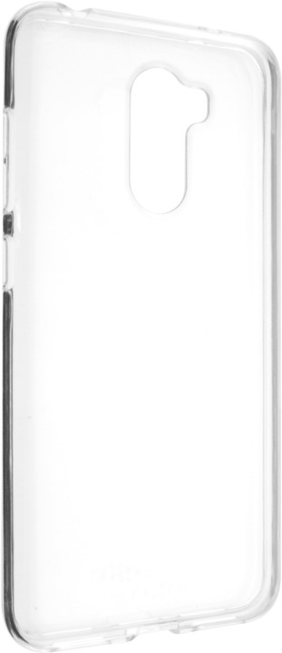 FIXED TPU gelové pouzdro pro Xiaomi Pocophone F1, čirá