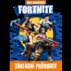 Kniha 100% neoficiální základní průvodce Fortnite
