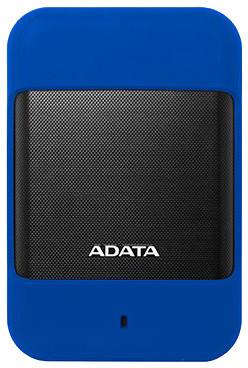 ADATA HD700 - 2TB, modrá