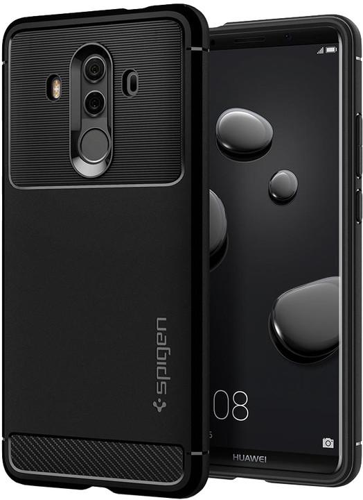 Spigen Rugged Armor Huawei Mate 10 Pro, černý