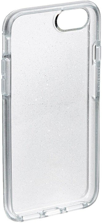 Otterbox průhledné ochranné pouzdro pro iPhone 7 - se stříbrnýma tečkama