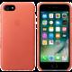 Apple iPhone 7 Leather Case, muškátová  + 300 Kč na Mall.cz