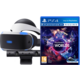 PlayStation VR + Kamera v2 + VR Worlds