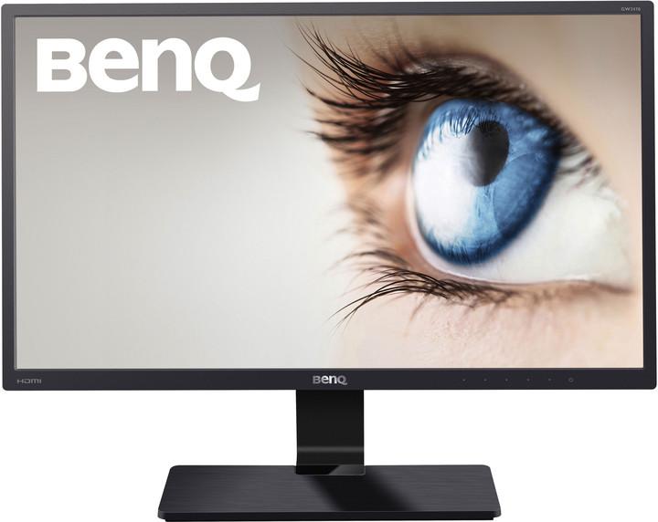 "BenQ GW2470HM - LED monitor 24"""