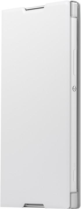 Sony SCSG30 Sony Style Cover Flip pro Xperia XA1, bílá